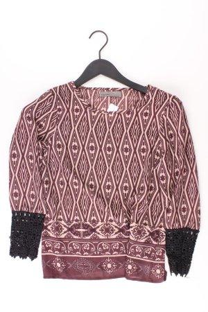 Vero Moda Langarmbluse Größe XS braun aus Polyester