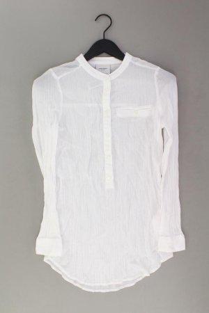 Vero Moda Langarmbluse Größe XS weiß aus Baumwolle