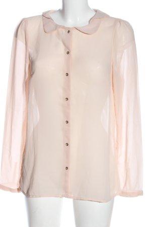 Vero Moda Langarmhemd pink Elegant