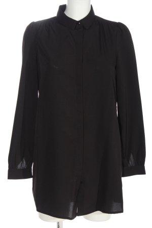 Vero Moda Langarmhemd schwarz Elegant