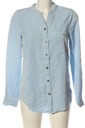 Vero Moda Langarmhemd blau Elegant
