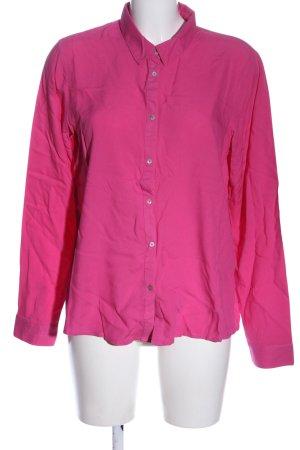 Vero Moda Langarmhemd pink Casual-Look