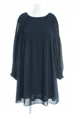 Vero Moda Langarmkleid dunkelblau Elegant