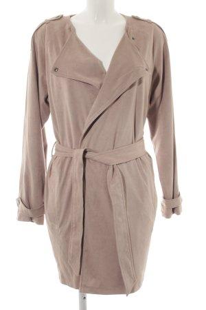 Vero Moda Lange Jacke beige Casual-Look