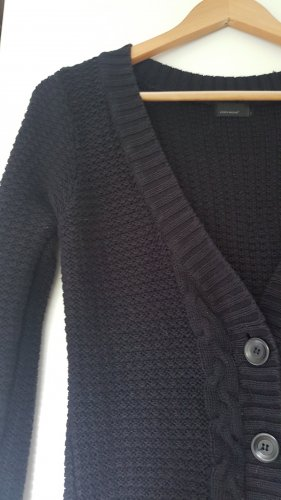 Vero Moda Coarse Knitted Jacket black