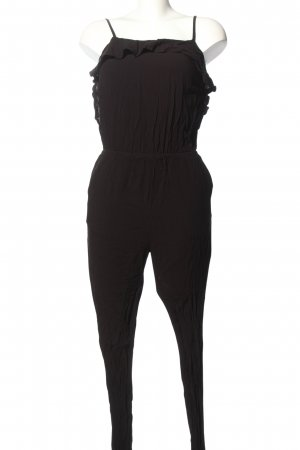 Vero Moda Langer Jumpsuit schwarz Casual-Look