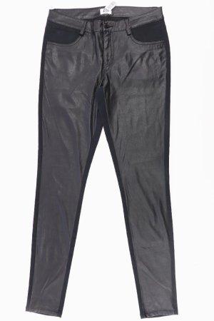 Vero Moda Lederhose schwarz Größe 40