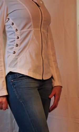 Vero Moda - leichte Jacke mit vielen schönen Details, Gr. 36, NEU!