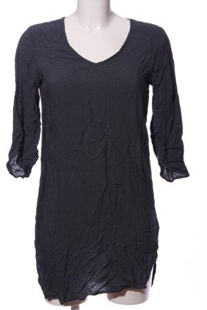 Vero Moda Linen Blouse black casual look