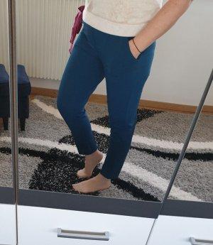 Vero Moda lockere Hose Gr. M (38) casual basic blau NEU