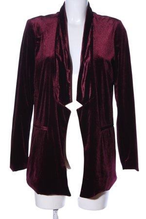 Vero Moda Long-Blazer rot Elegant