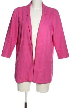 Vero Moda Long-Blazer pink Casual-Look