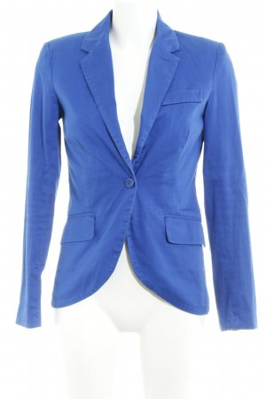 Vero Moda Long-Blazer blau Business-Look