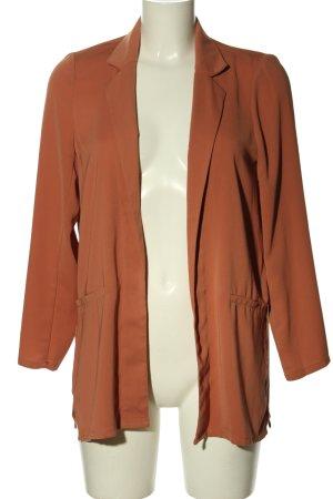 Vero Moda Long-Blazer braun Casual-Look