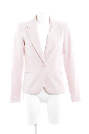 Vero Moda Long-Blazer rosé klassischer Stil