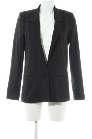 Vero Moda Long-Blazer schwarz Business-Look