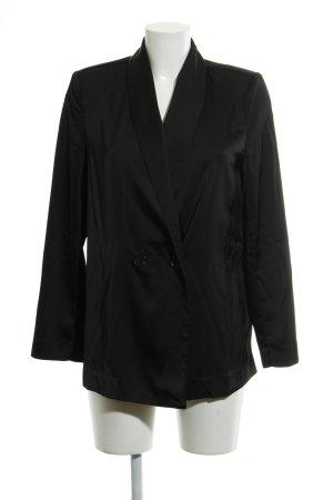Vero Moda Long-Blazer schwarz Elegant