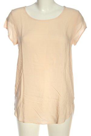 Vero Moda Long-Bluse nude Casual-Look