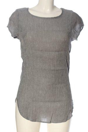 Vero Moda Lange blouse lichtgrijs casual uitstraling