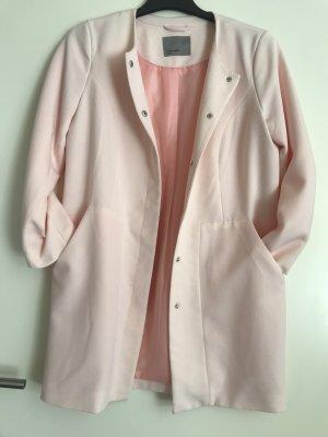 Vero Moda Long Blazer pink
