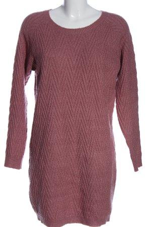 Vero Moda Longpullover pink Casual-Look