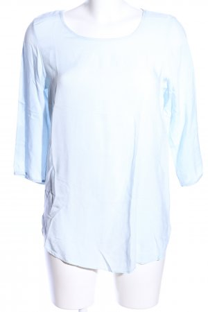 Vero Moda Long Shirt blue casual look