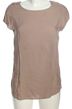 Vero Moda Longshirt braun Casual-Look