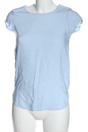 Vero Moda Longshirt blau Casual-Look