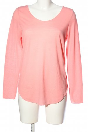 Vero Moda Longsleeve pink Casual-Look
