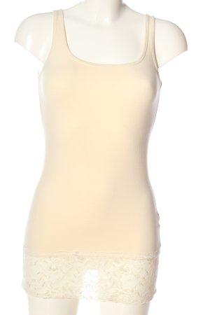 Vero Moda Longtop nude Casual-Look