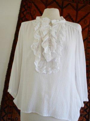 Vero Moda - Luftige Crincle Bluse