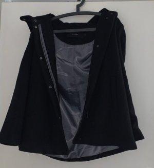 Vero Moda Hooded Coat black