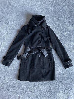 Vero Moda Cappotto in lana nero