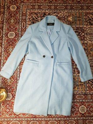 Vero Moda Pilotenjas lichtblauw Katoen