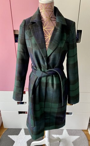 Vero Moda Mantel dunkelblau grün Größe S