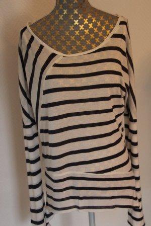 Vero Moda maritimes Shirt / Longsleeve Gr. S