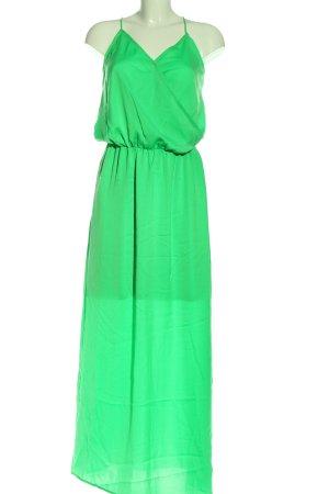 Vero Moda Maxikleid grün Elegant
