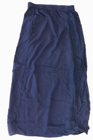 Vero Moda Maxirock Größe XS blau aus Viskose