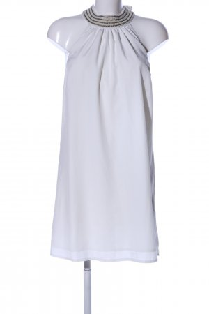 Vero Moda Blusenkleid weiß Casual-Look