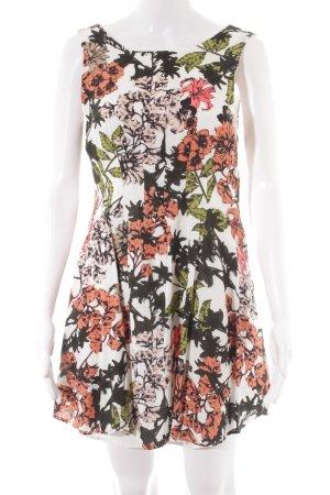 Vero Moda Midikleid Blumenmuster Boho-Look