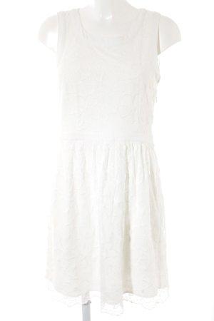 Vero Moda Midi Dress natural white casual look