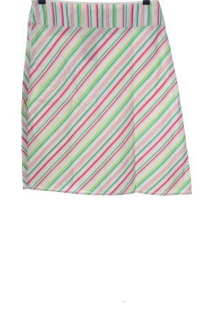Vero Moda Asymetryczna spódniczka Wzór w paski W stylu casual