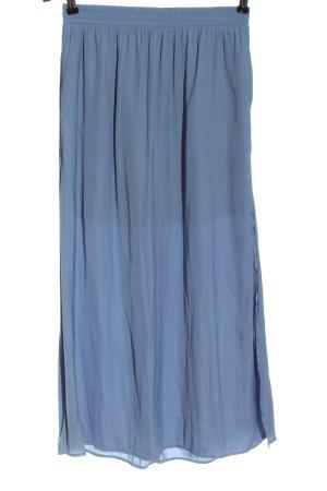 Vero Moda Midi Skirt blue casual look