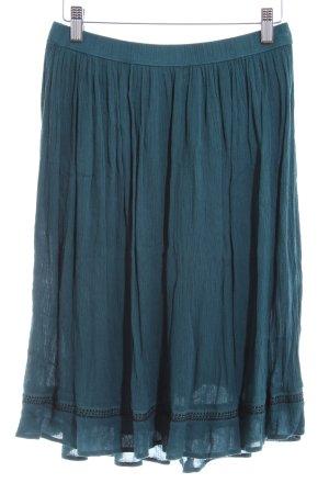 Vero Moda Midirock blau Casual-Look