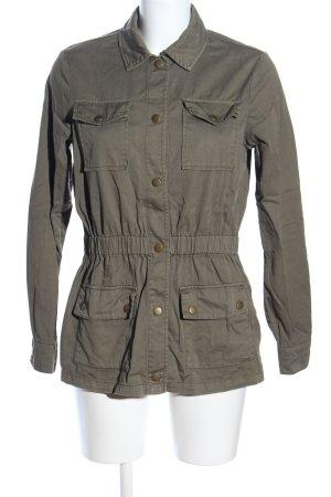 Vero Moda Military Jacket khaki casual look