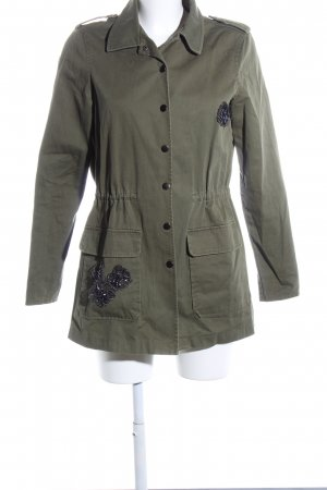 Vero Moda Military Jacket khaki casual look