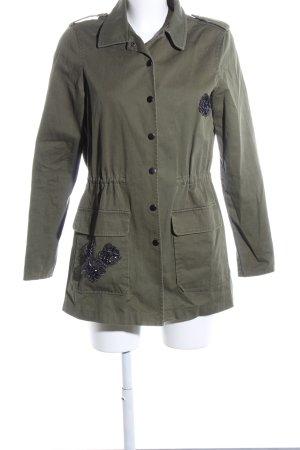 Vero Moda Militaryjacke khaki Casual-Look