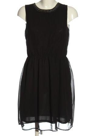 Vero Moda Minikleid schwarz Business-Look