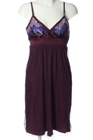Vero Moda Minikleid pink-blau Elegant