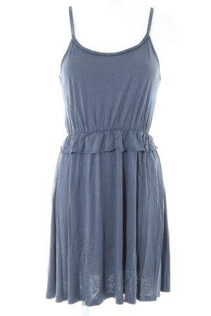 Vero Moda Minikleid blau Casual-Look
